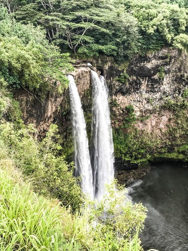 Waliua Waterfall is a must see with 1 day in Kauai