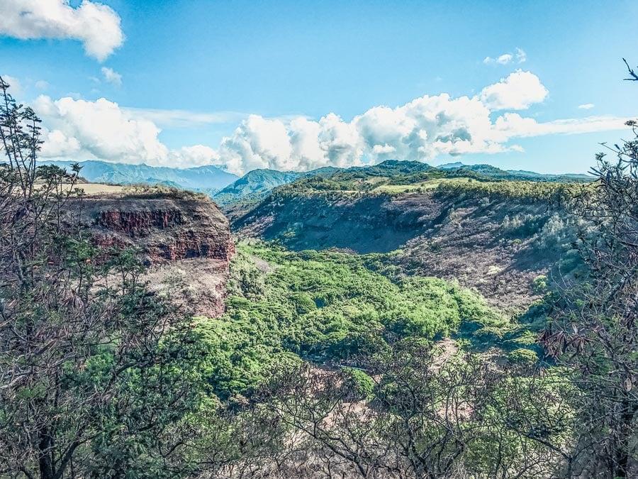 Visit Kauai Hawaii Grand Canyon with 1 day