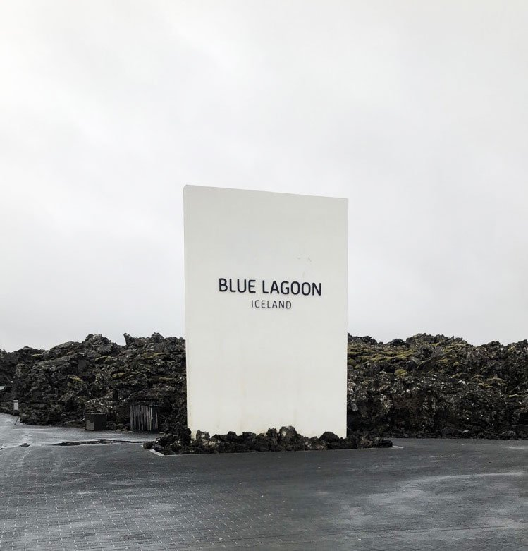 Entrance of Blue Lagoon