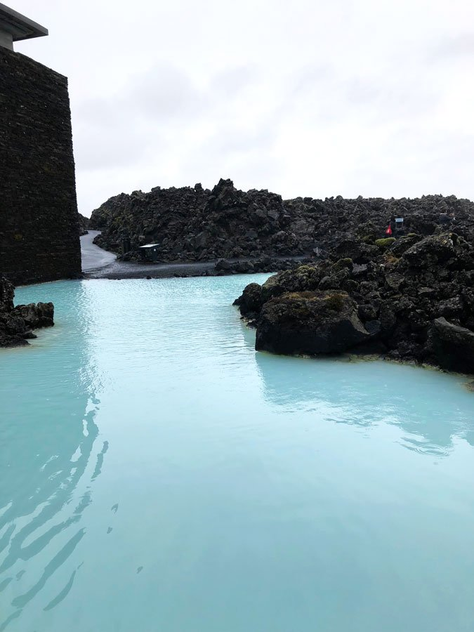 Blue Lagoon View