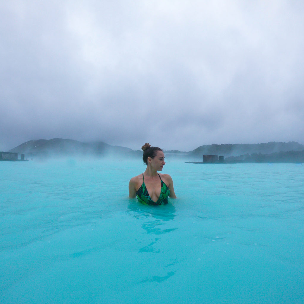 Blue Lagoon inspiring Iceland Photos