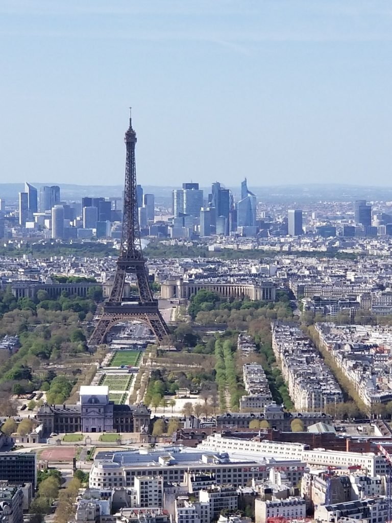 View the entire city of Paris from the Tour Montparnasse. Get the most incredible views all included in this guide!