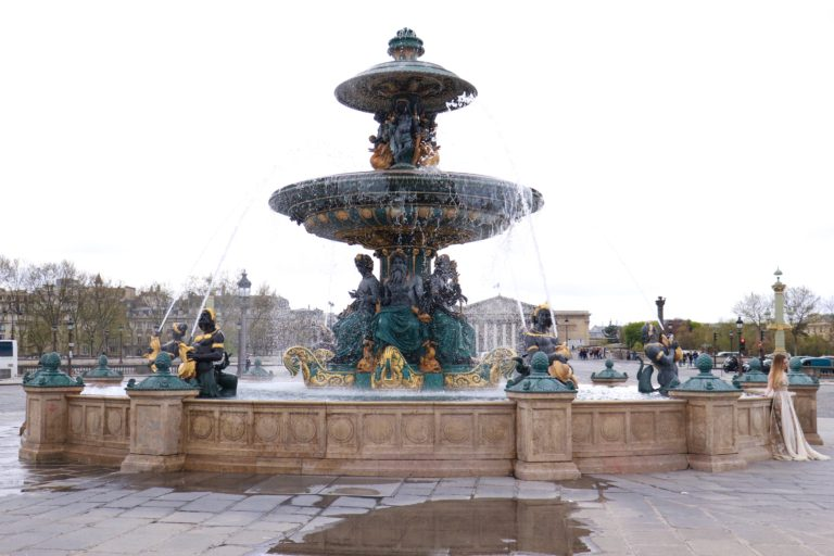 Discover the Fontaines de la Concorde in Paris with this 5 day guide!
