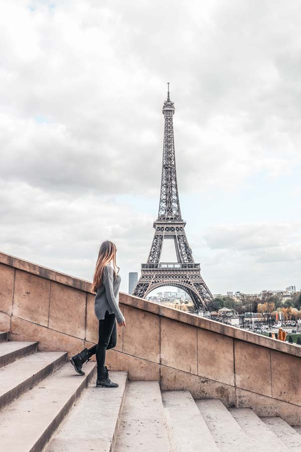 Eiffel Tower is a top attraction to visit with 5 days in Paris