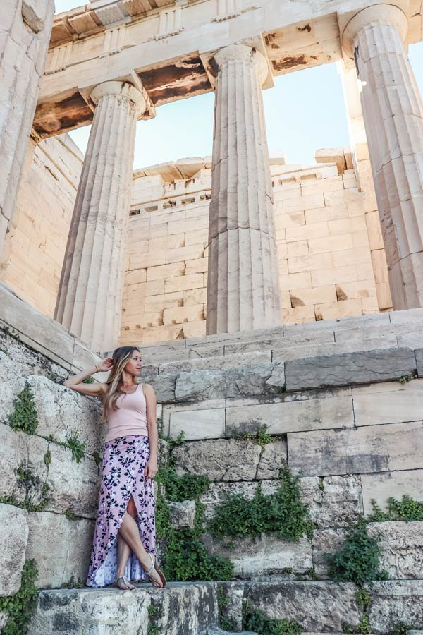 You must see the Athens Acropolis in 4 days