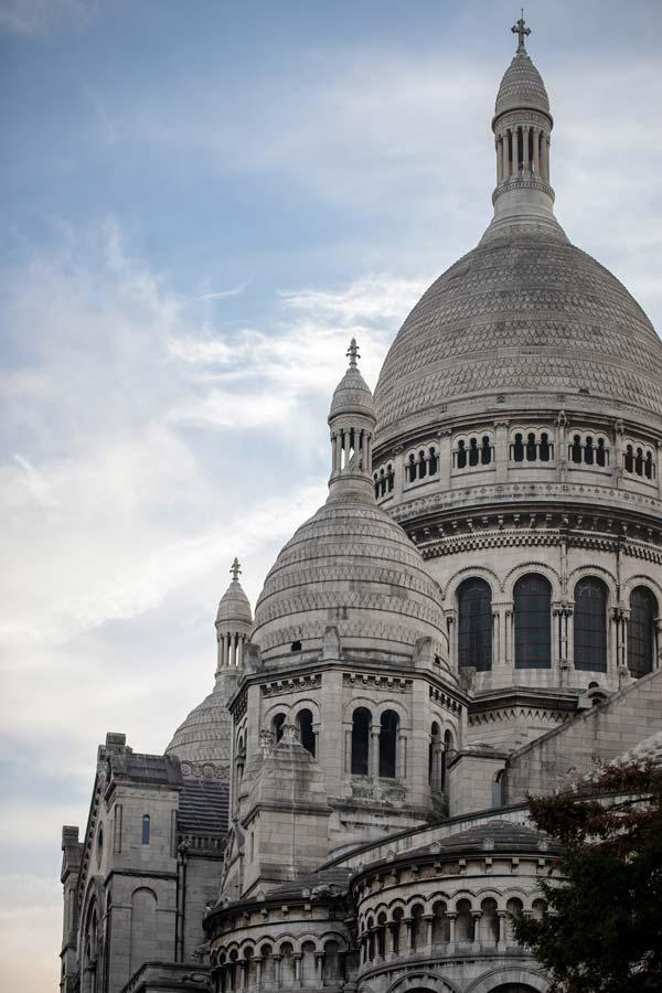 Sacre-Coeur Basilica Paris