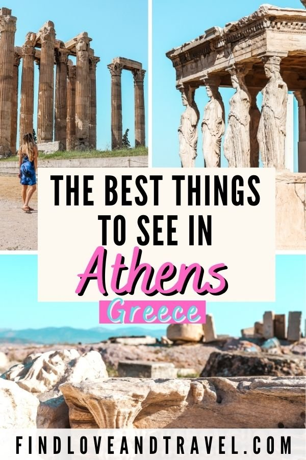 The best things to do in Athens, Greece!