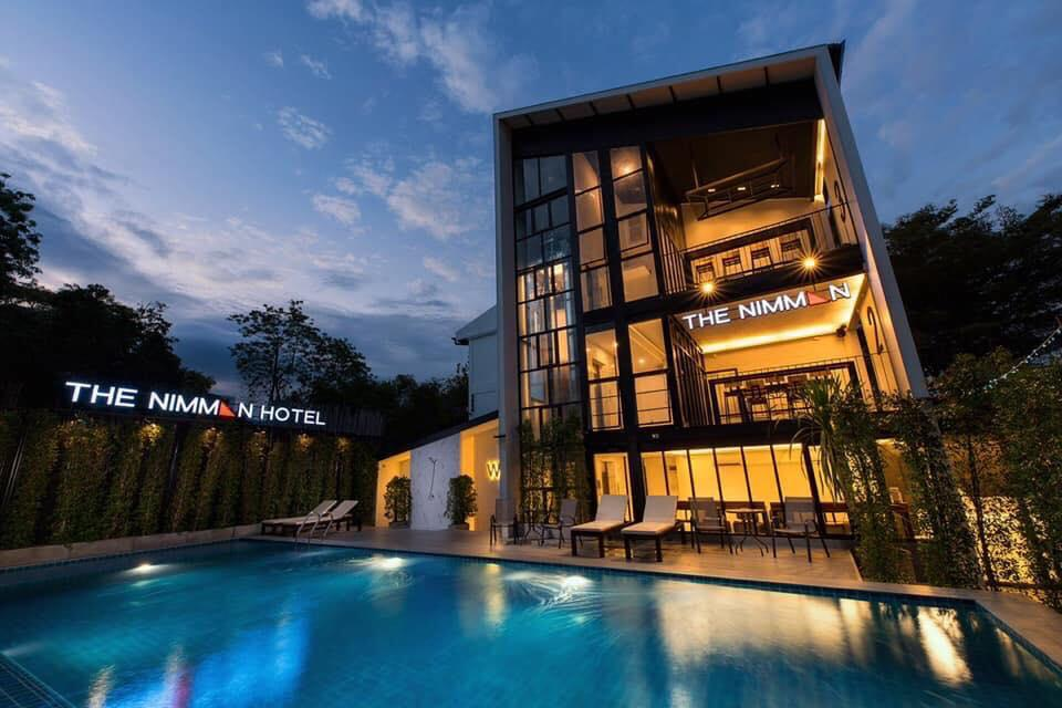 nimman hotel in Chiang Mai