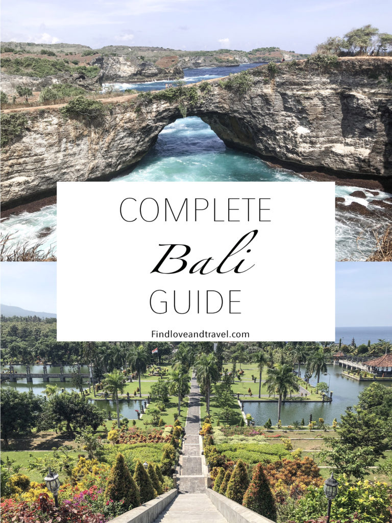Your ultimate guide for planning the perfect Bali trip! Find everything you need to know about Bali before you go including travel tips, where to stay, must see spots and more!