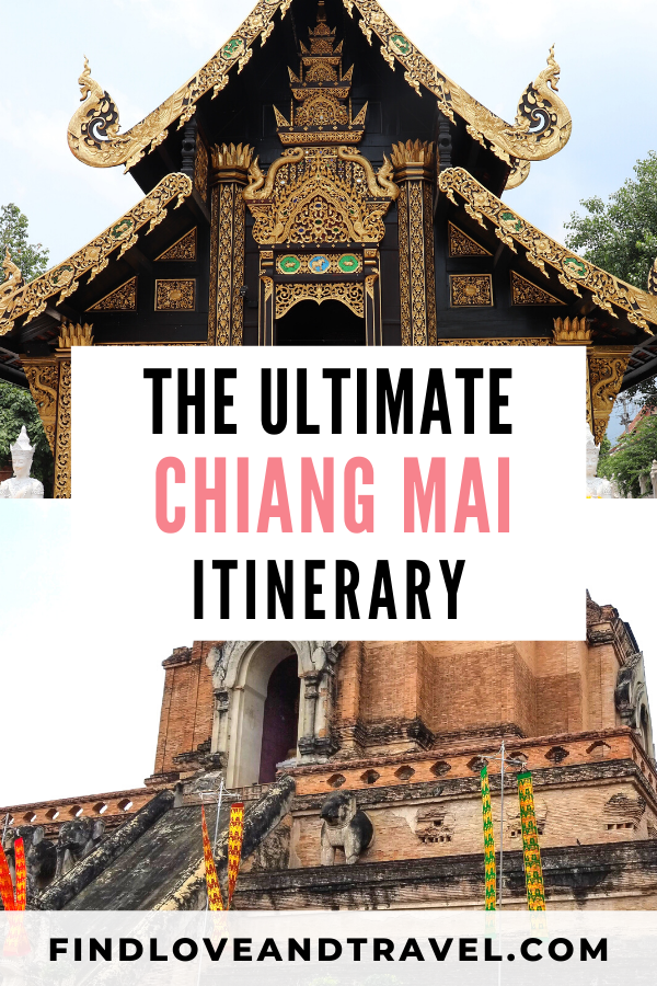 Ultimate Chiang Mai Thailand Guide