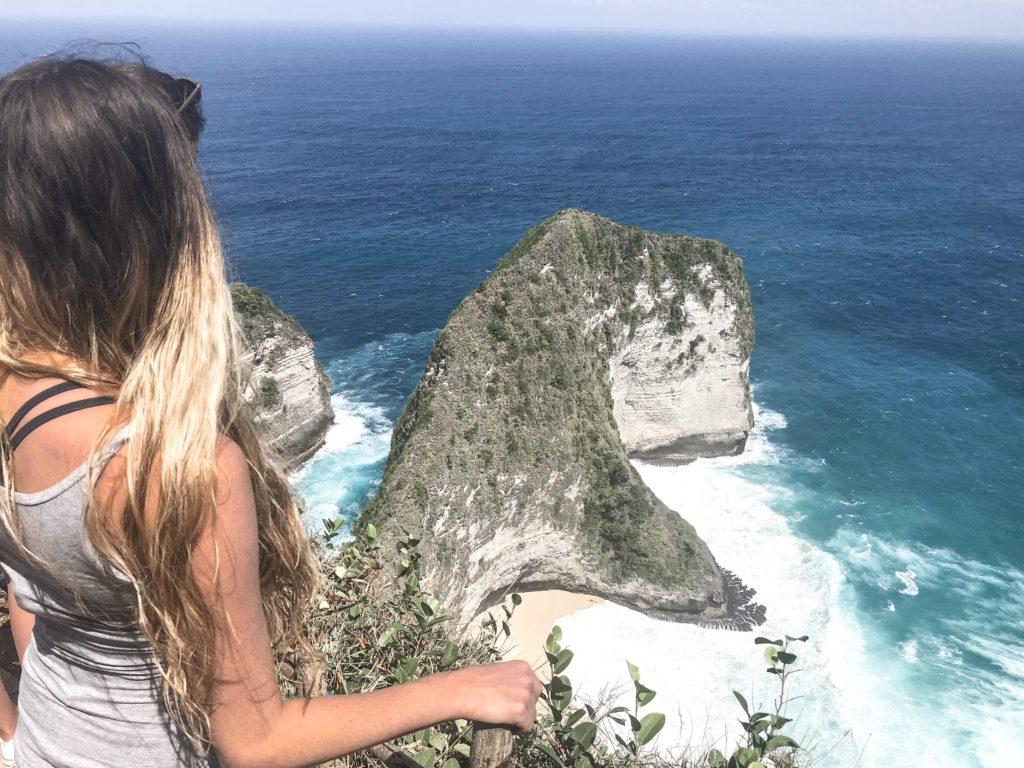 Famous Kelingking Beach, Nusa Penida Bali Guide