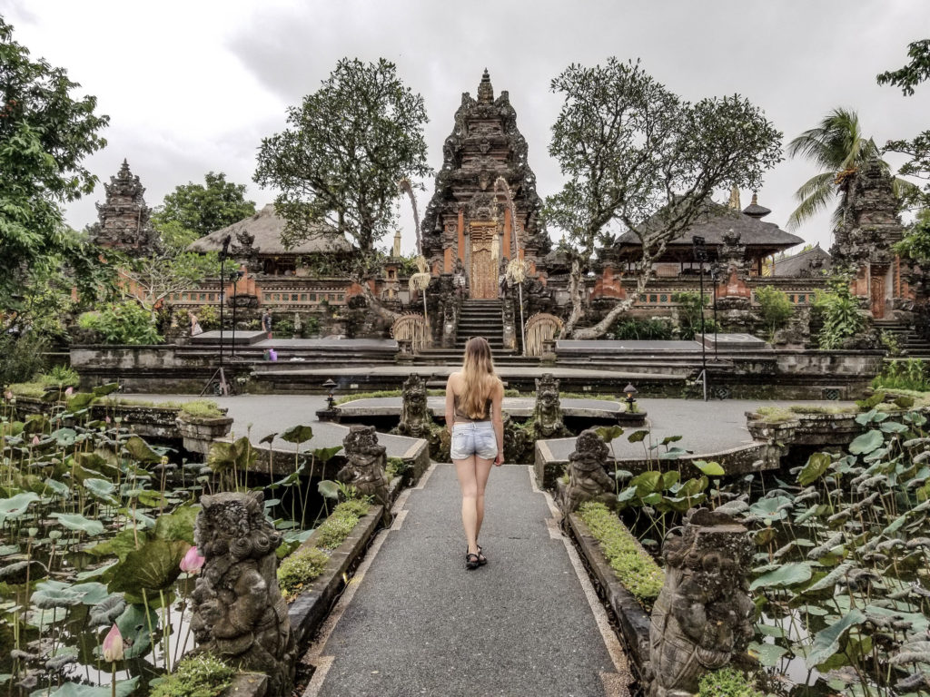 Ubud Palace Water Temple Bali Guide