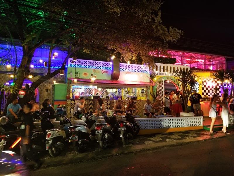 Mexicola Seminyak Bali