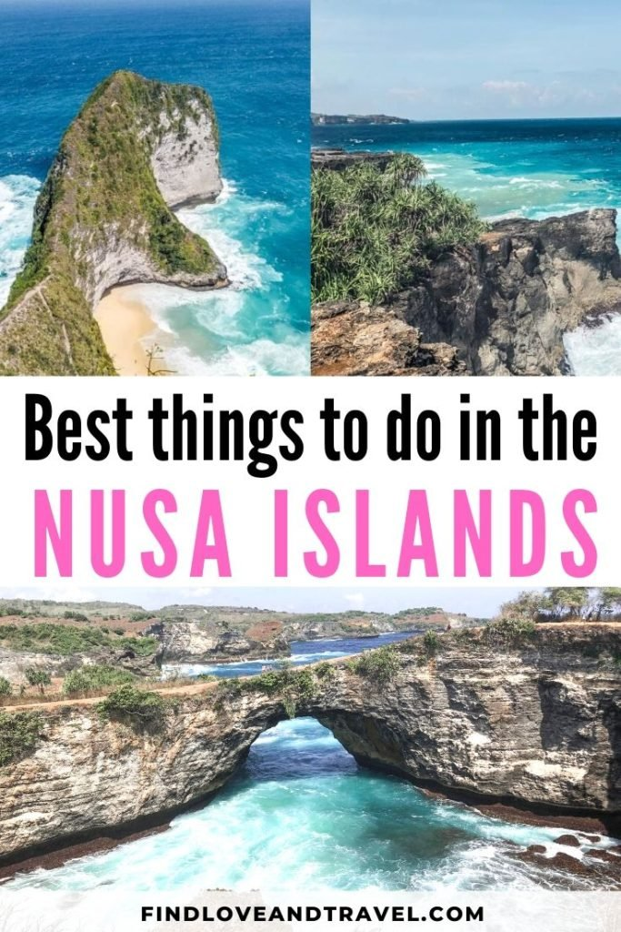 Best things to do in Nusa Islands Bali