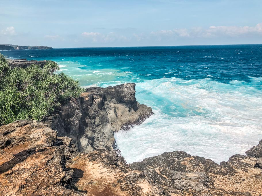 Secret Lagoon in Bali