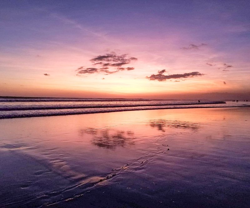 Make sure you add a Seminyak sunset to your list of things to do