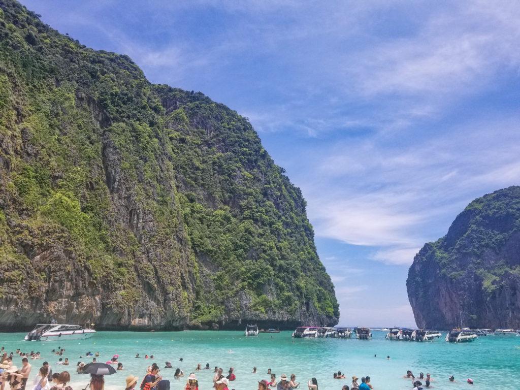 Maya Bay Beach, Thailand