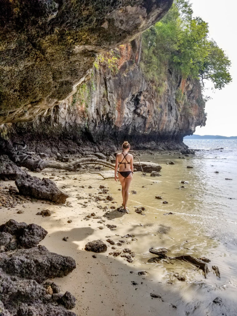 Add Railay beach to your 4 day Krabi Itinerary