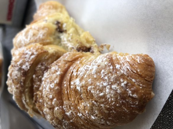 croissant and chocolate for breakfast in Italy - what to know before traveling
