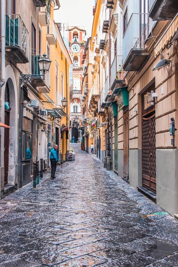 Sorrento cute alleys