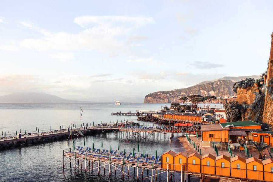 view of Sorrento bay - Sorrento in 4 Days