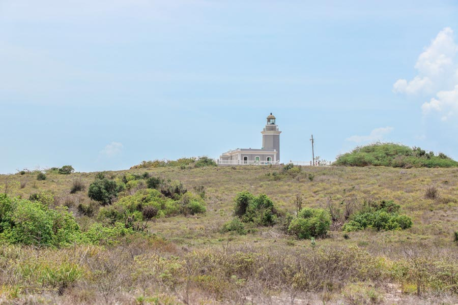 Visit the Blue Lighthouse in Cabo Rojo Puerto Rico with 4 days