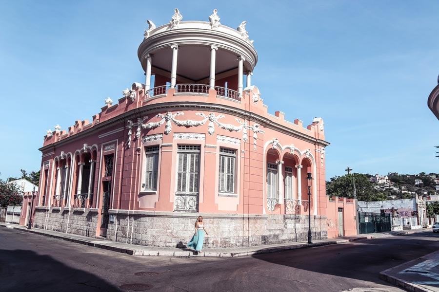 Villaronga House Ponce Puerto Rico