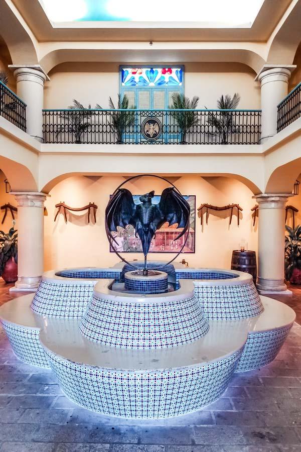 Inside Casa Bacardi Puerto Rico