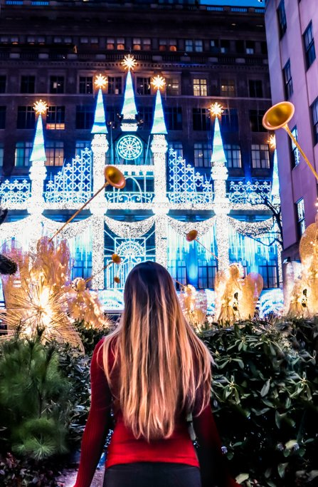 Find the top things to do in NYC in December including seasonal festivities!