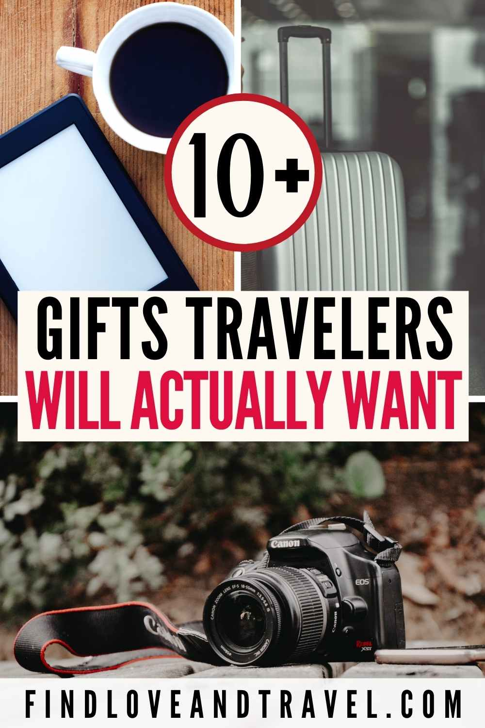 Best gifts for travelers that they will actually want