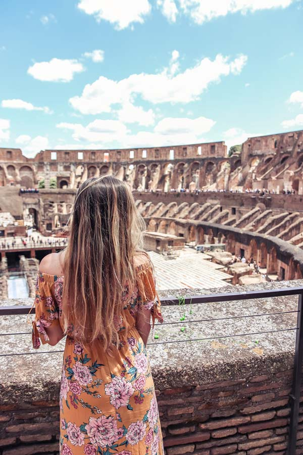 Rome is one of the top instagrammable places in rome
