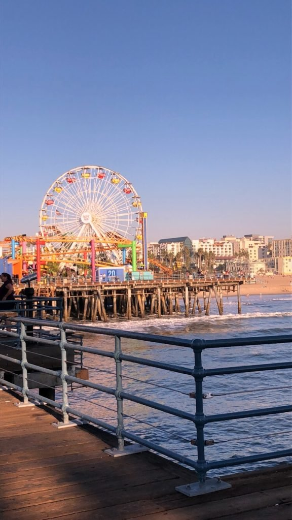 Thêm Bến tàu Santa Monica vào hành trình của bạn với 3 ngày ở Los Angeles