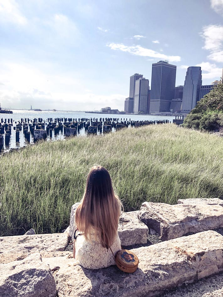 Dumbo NYC Instagram spot