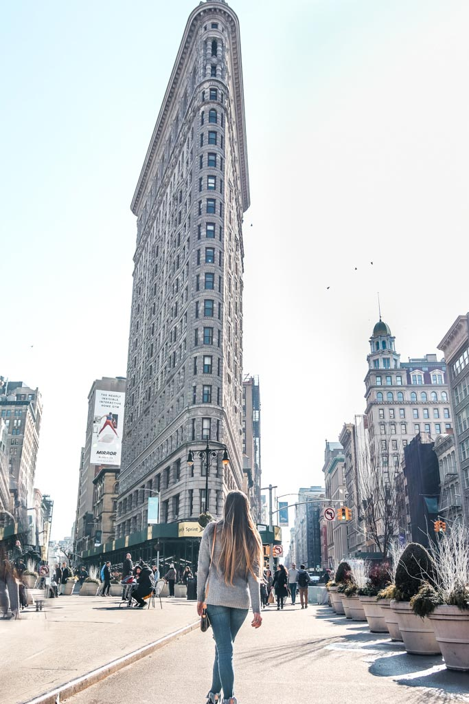 Flatiron Building Photography