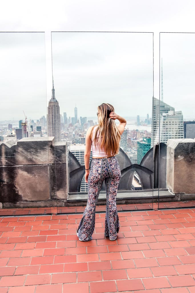 Top of the Rock Instagram Photography