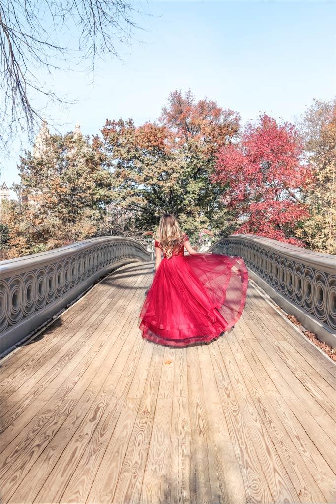 Bow Bridge Photography spot