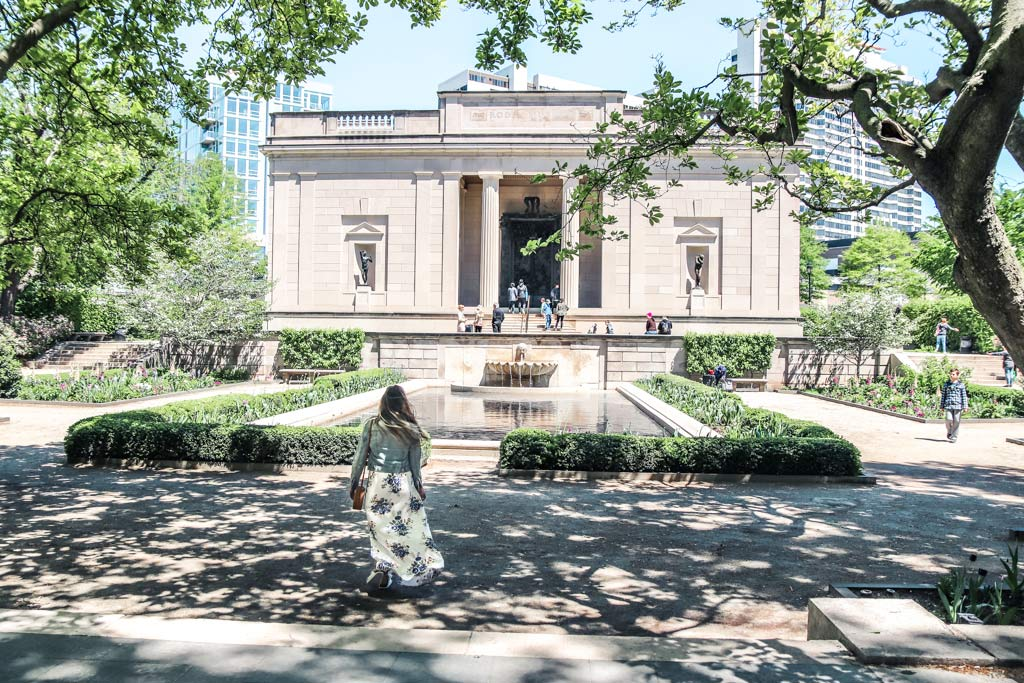 visit the Rodin Museum with a weekend in Philadelphia