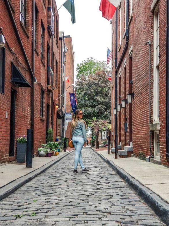 Instagrammable ally in Philadelphia