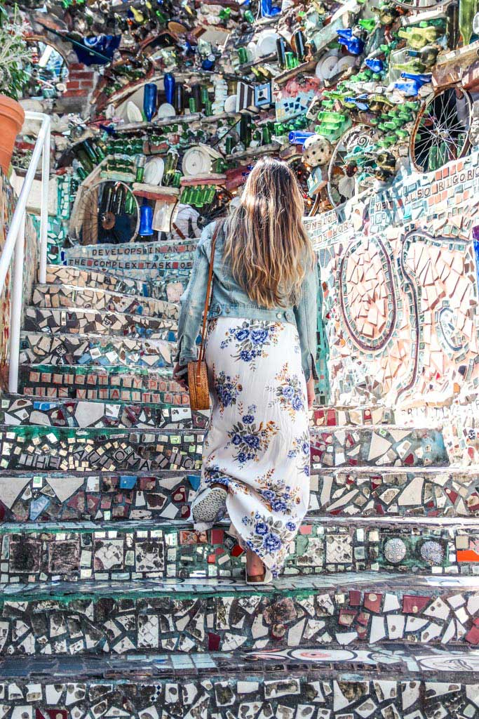 Philly Magic Gardens instagrammable places
