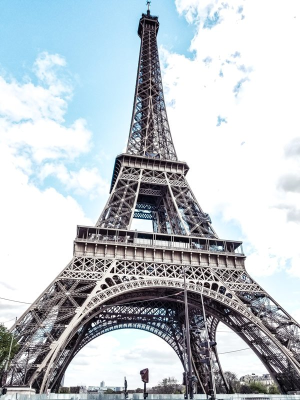 The City of Paris is easily a bucket list destination sitting under the Eiffel Tower