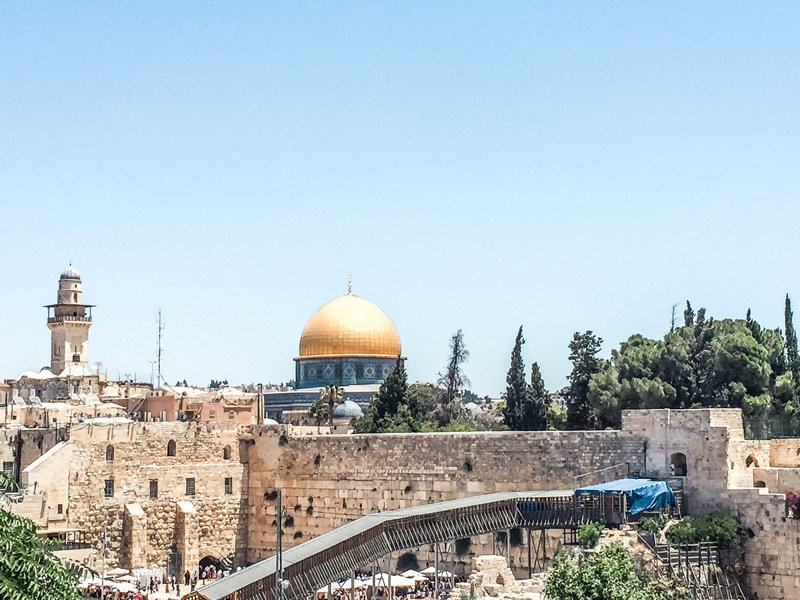 Jerusalem is one of the oldest cities in the world and easily a bucket list destination