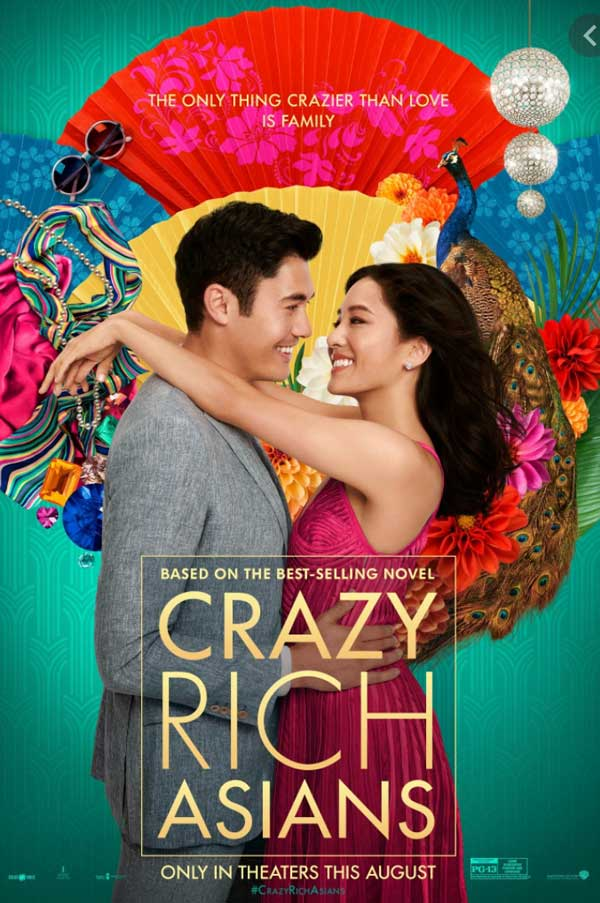 Crazy Rich Asians Movie to Inspire travel to Singapore