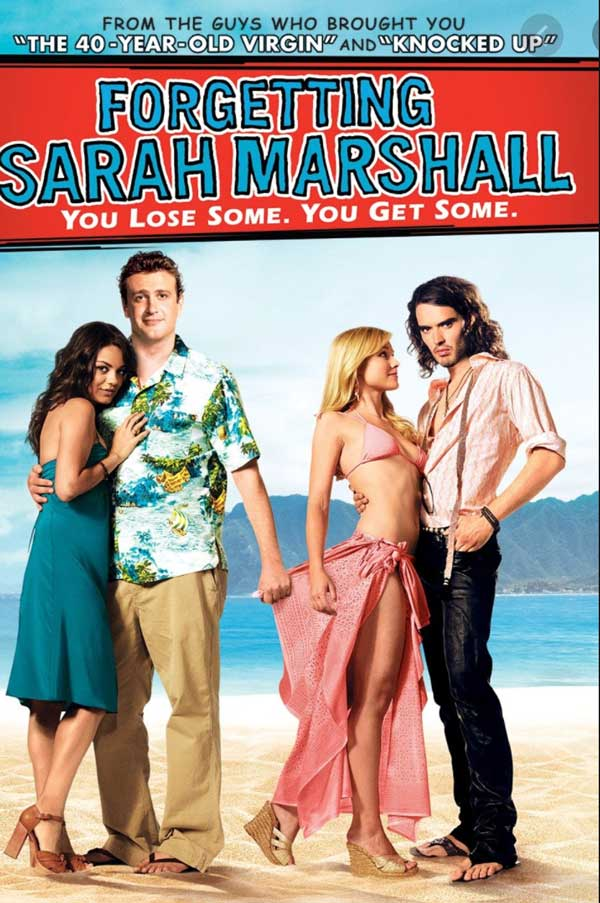 Romantic Comedy Forgetting Sarah Marshall