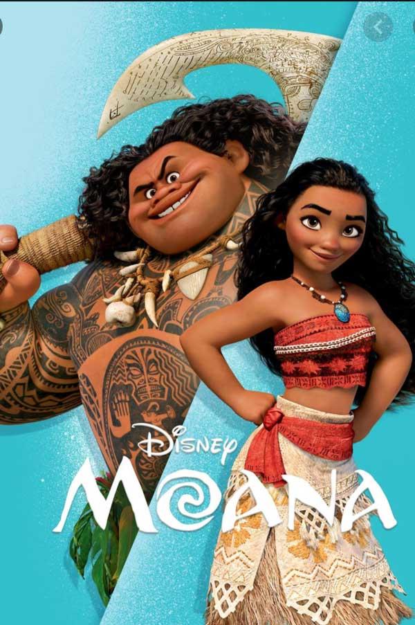 Disney Movie Moana