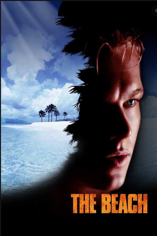 The movie The Beach to inspire travel