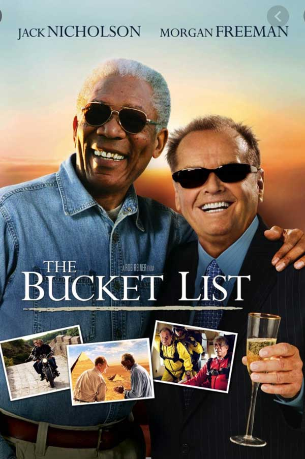 The movie the bucket list