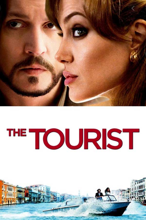 The movie The Tourist