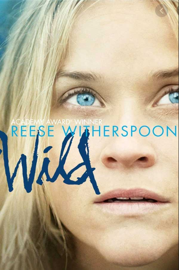 The movie Wild by Cheryl Strayed to inspire travel