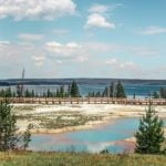 West Thumb Geyser Overview