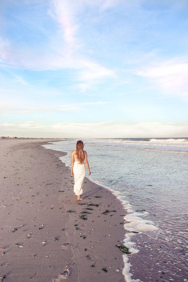 Make sure to head to Long Island Beaches